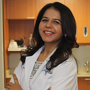 Headshot of Dr. Navkiran Dhillon